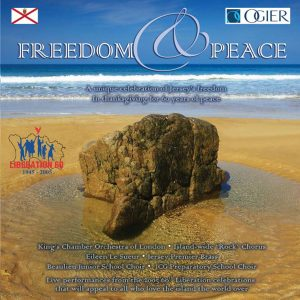 Freedom and peace cover