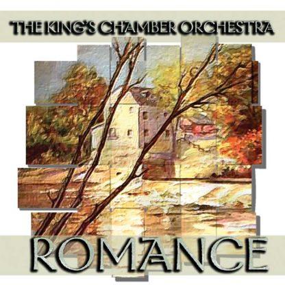 Romance CD cover