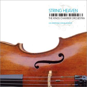 String Heaven CD cover